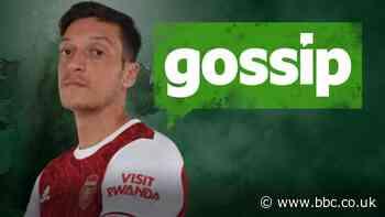 Transfer rumours: Ozil, Fernandes, Sarr, Keane, Barcelona, Premier League