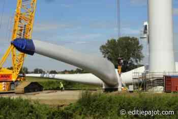 Editiepajot : ASSE/TERNAT - Windmolens op de Moretteberg - Editiepajot