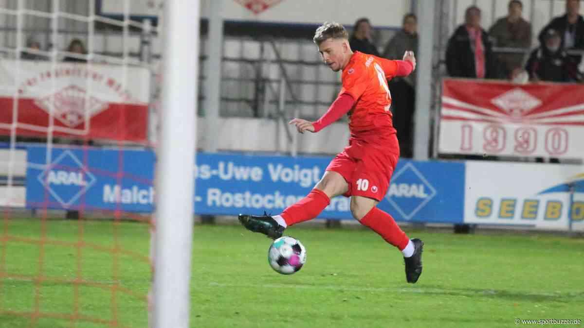 Tim Queckenstedt kommt und trifft: Mecklenburg Schwerin siegt in Malchow - Sportbuzzer