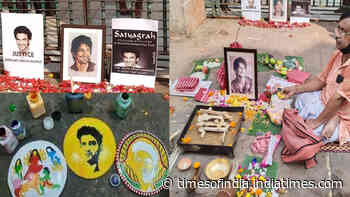 Sushant Singh Rajput's friend Ganesh Hiwarkar organizes tribute event for SSR in Kolkata