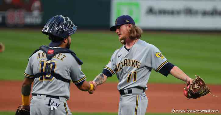 MLB Trade Rumors posts arbitration estimates for the Milwaukee Brewers, led by Josh Hader at up to $6.8 million