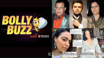Bolly Buzz: FIR filed against Mithun Chakraborty's son and wife; Celebs react to #ParisBeheading