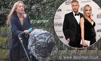Freddie Flintoff's wife Rachael pictured for the first time since revealing secret birth