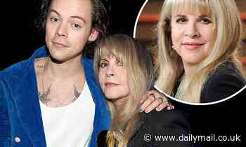 Stevie Nicks reveals she shares a close friendship with Harry Styles