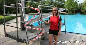 Freizeit Wiefelstede: Besucherzahlen in Bädern eingebrochen - Nordwest-Zeitung