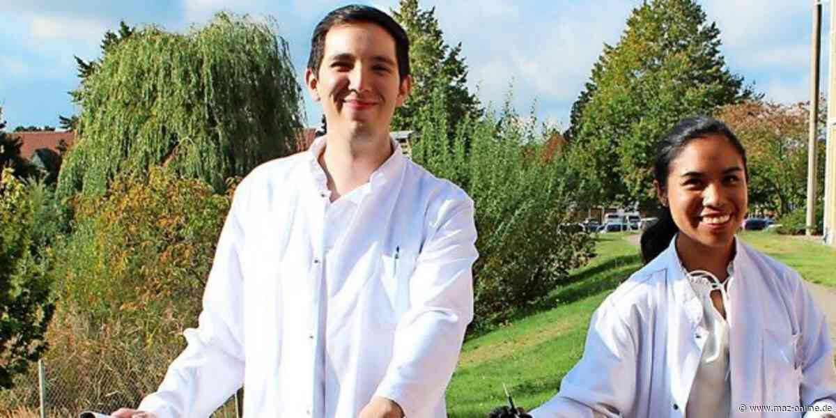 Perleberg: Zwei Ärzte aus Mexico arbeiten am Prignitzer Kreiskrankenhaus - Märkische Allgemeine Zeitung
