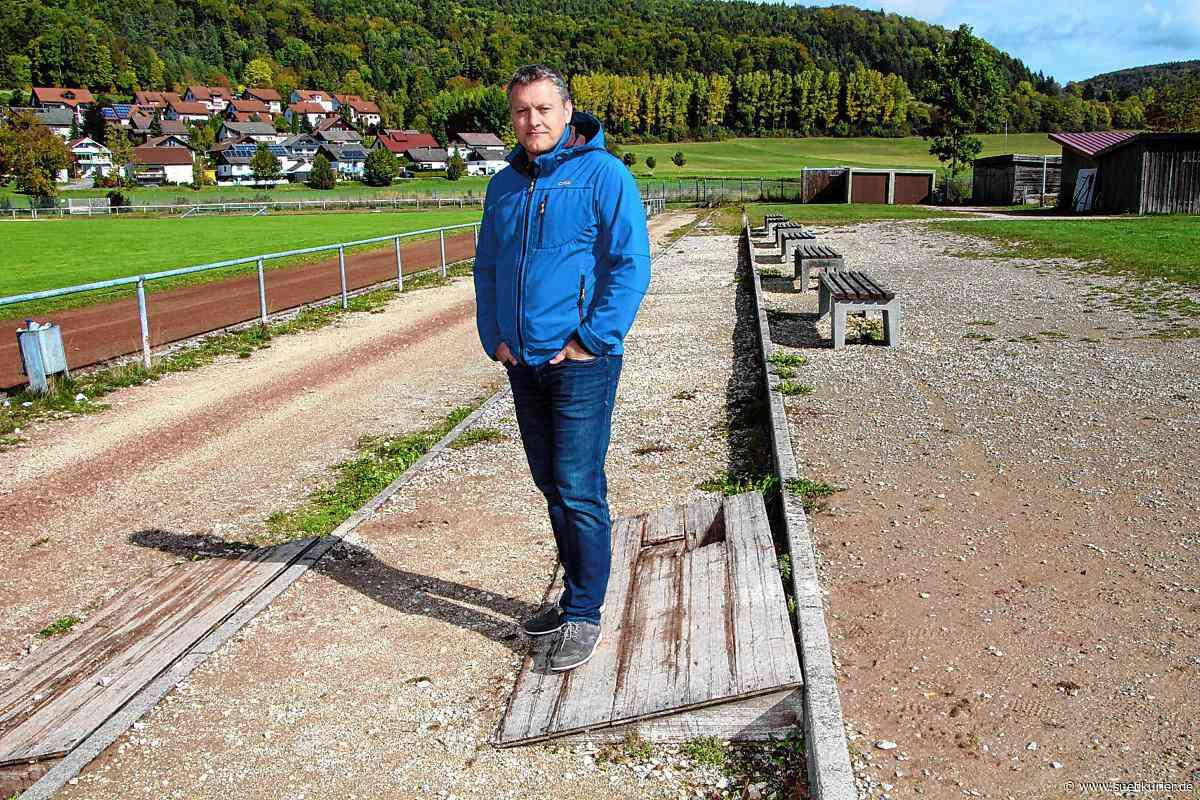Blumberg: Welche Perspektiven hat der TuS Blumberg in Blumberg? Die Sanierung des Hartplatzes ist für den Verein existentiell - SÜDKURIER Online