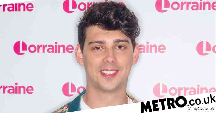 Dancing On Ice stand-in Matt Richardson left with concussion after being 'hit with pole' during training