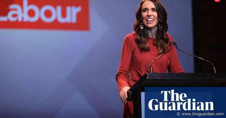 New Zealand's Jacinda Ardern condemns divisive elections in victory speech – video