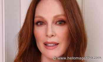 Julianne Moore's red-hot selfie sparks major fan reaction