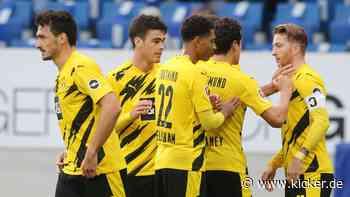 Haaland bedient Reus - BVB-Joker machen den Unterschied