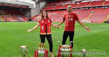 Liverpool fans agree with Fabinho's wife after Everton clash