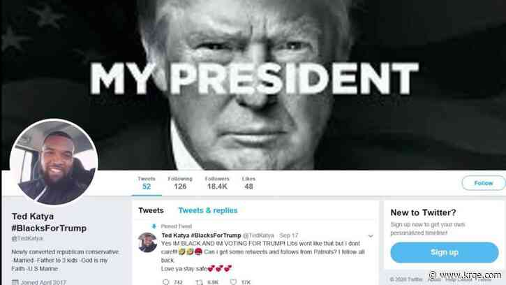 'Digital blackface': Twitter takes down fake accounts claiming to be Black Trump supporters