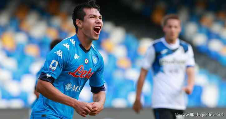 Napoli-Atalanta 4 a 1. Spirito di squadra e vivacità: doppietta di Lozano, poi Politano e Osimhen al suo primo gol in Italia