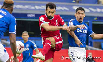 Free video: Watch Mohamed Salah's 100th goal for Liverpool