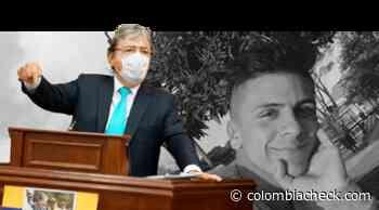 La falsa acusación de MinDefensa contra Medicina Legal por caso Dilan Cruz - www.colombiacheck.com
