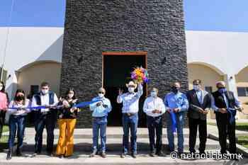 Entrega gobernador obras en La Cruz - Estatal - Netnoticias