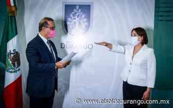 Ratifican a Patricia de la Cruz como nueva directora del IMAC - El Sol de Durango