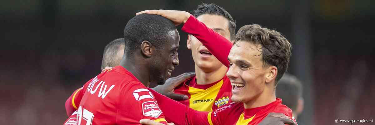 Drukke voetbalweek afgesloten met 3-0 zege op FC Eindhoven
