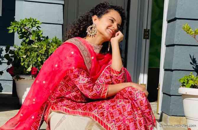 Kangana Ranaut claims Maharashtra govt has filed fresh FIR against her