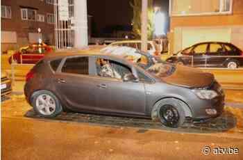 Wagen uitgebrand in Hoboken - ATV