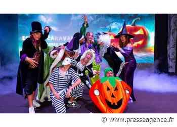SAINT RAPHAEL : Halloween à Esterel Caravaning jusqu'au 31 octobre - La lettre économique et politique de PACA - Presse Agence
