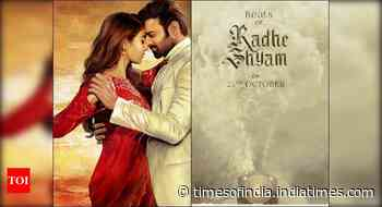 'Radhe Shyam' poster to be out on THIS day