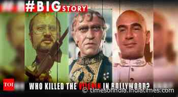 #BigStory: Where are the B'wood villains?