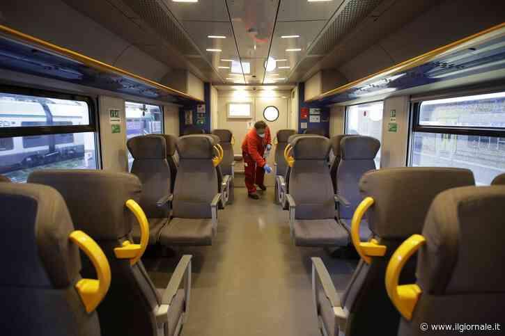 Positiva al Coronavirus, viaggia sul treno: denunciata romena