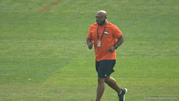 Broncos Running Back Coach Tests Positive For COVID-19, Sits Out Patriots Game