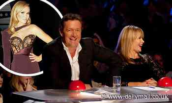 Piers Morgan jokes he wrote to Ofcom because Amanda Holden was wearing 'TOO MANY' clothes on BGT