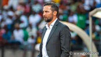 Orlando Pirates coach Zinnbauer frustrated with finishing