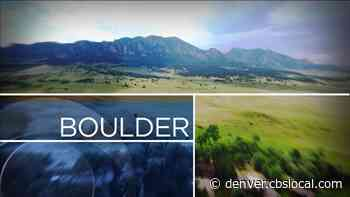Firefighters Responding To New Fire In Boulder County