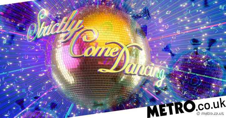 Who is in the cast of Strictly Come Dancing 2020?