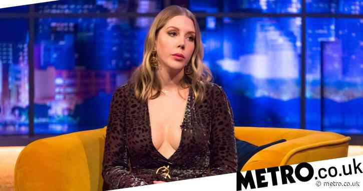 Katherine Ryan would rather have 'full sex on camera' than star in another sex scene