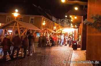 Entscheidungen gefallen: So kann der Weihnachtmarkt in Lichtenfels stattfinden - inFranken.de