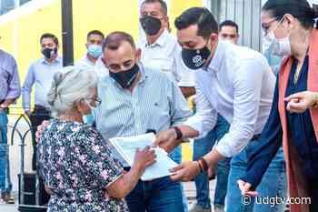 Entregan apoyo a locatarios del mercado municipal de Sayula. - UDG TV
