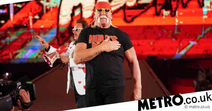 WWE's Hulk Hogan thanks God: 'Today is more beautiful than yesterday'