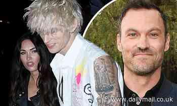 Brian Austin Green has 'no animosity' towards Megan Fox's new relationship with Machine Gun Kelly