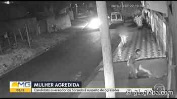 Candidato a vereador suspeito de agredir companheira em Sarzedo é ouvido pela Polícia Civil - G1