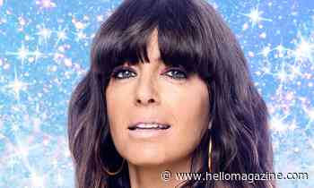 Claudia Winkleman wows in Topshop sequins for Strictly launch show