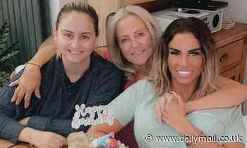 Katie Price reveals she is coronavirus free after taking a test so she can see terminally ill mother