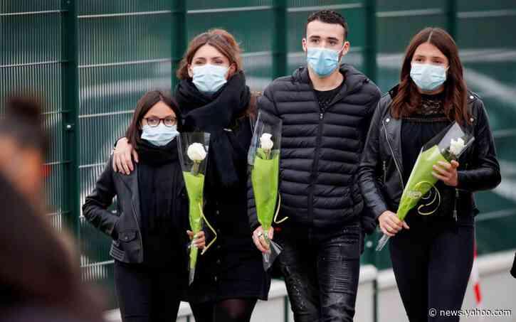 Pupils saw body of their decapitated Paris teacher online