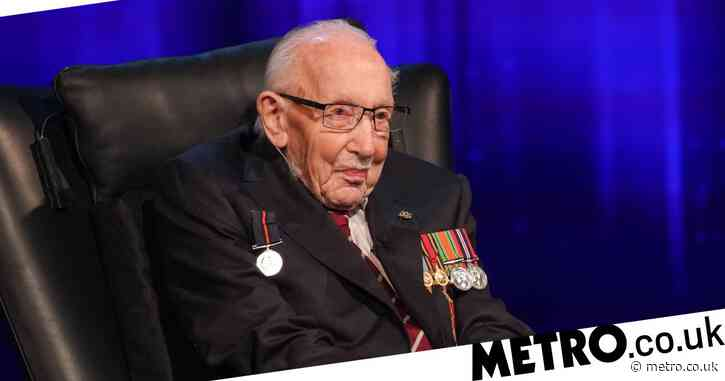 Captain Sir Tom Moore fears for the elderly if there's another lockdown: 'They are virtually imprisoned'