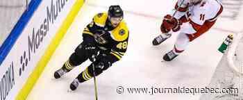 Matt Grzelcyk sera de retour avec les Bruins