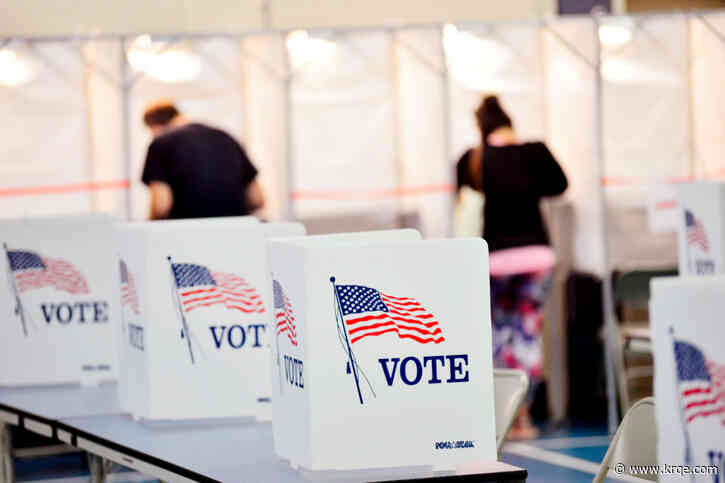 Thousands choosing to vote early in New Mexico