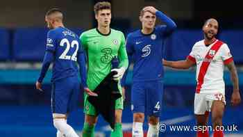 Werner shines but Kepa, defence cost Chelsea points