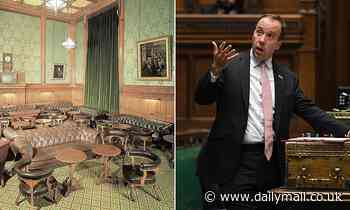 MPs DID flout 10pm bar curfew but Matt Hancock refused 30 TIMES to say if he was among them