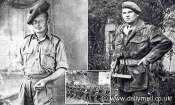 LORD ASHCROFT: How two SAS men escaped from a Nazi firing squad