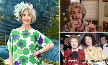 DAME MAUREEN LIPMAN: How I kept the biggest secret of my life for two painful months